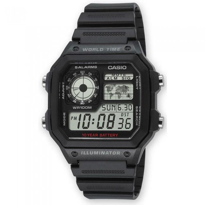 [해외]카시오 Sports AE-1200WH 6136817027 Black