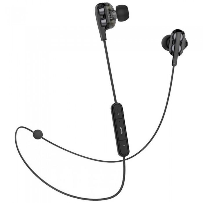 [해외]MUVIT M2i+ Dual Driver Bluetooth Wireless 6137557764 Black