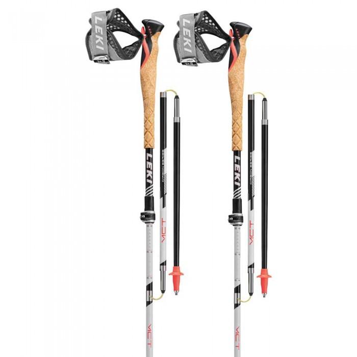 [해외]레키 MCT 12 Vario Carbon 6137319840 Black / White / Neon Red