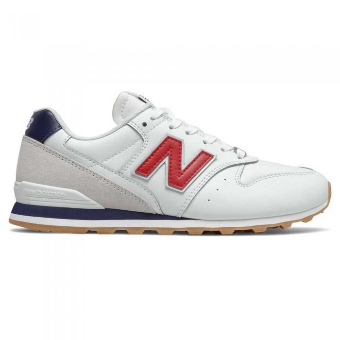 [해외]뉴발란스 Classic Running 996v2 White / Navy / Red