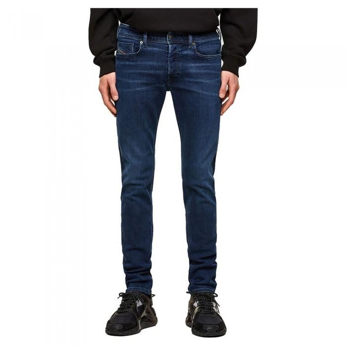 [해외]디젤 Sleenker-X Jeans Indigo