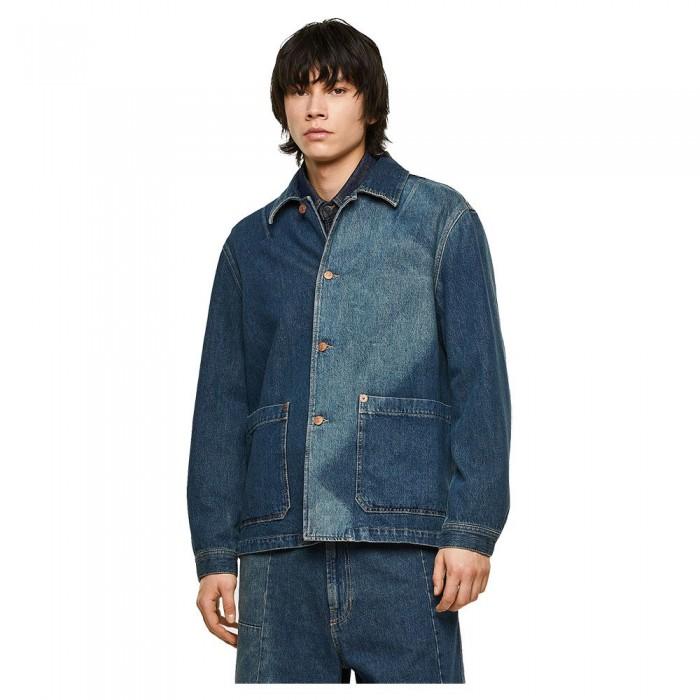 [해외]디젤 Rolk SP Jacket Indigo