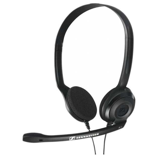[해외]젠하이저 PC 3 Chat Refurbished 14138002798 Black