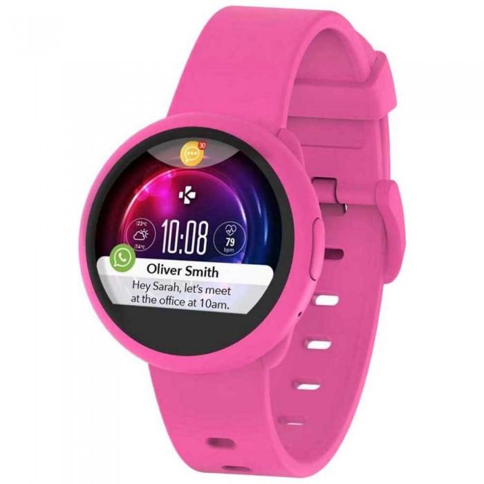 [해외]MYKRONOZ ZeRound 3 Watch 14137550921 Pink Lite