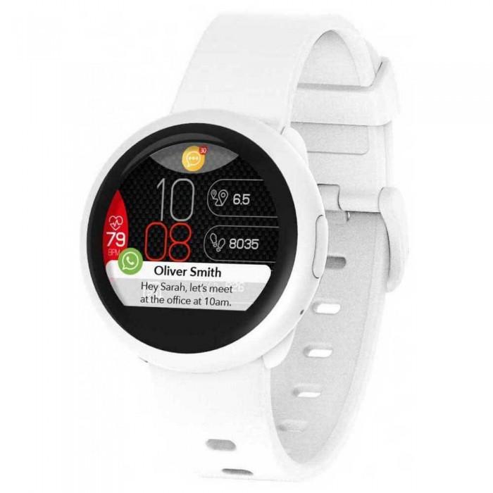 [해외]MYKRONOZ ZeRound 3 Watch 14137550922 White Lite