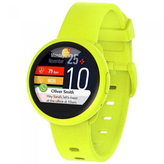 [해외]MYKRONOZ ZeRound 3 Watch 14137550923 Yellow Lite