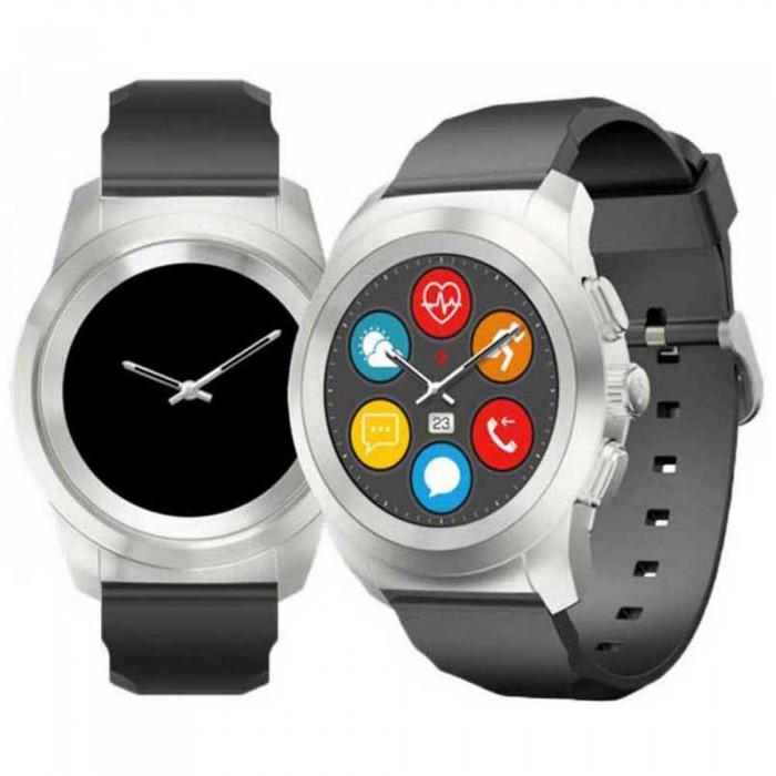 [해외]MYKRONOZ Zetime Original Petit Watch 14137550928 Black / Silver