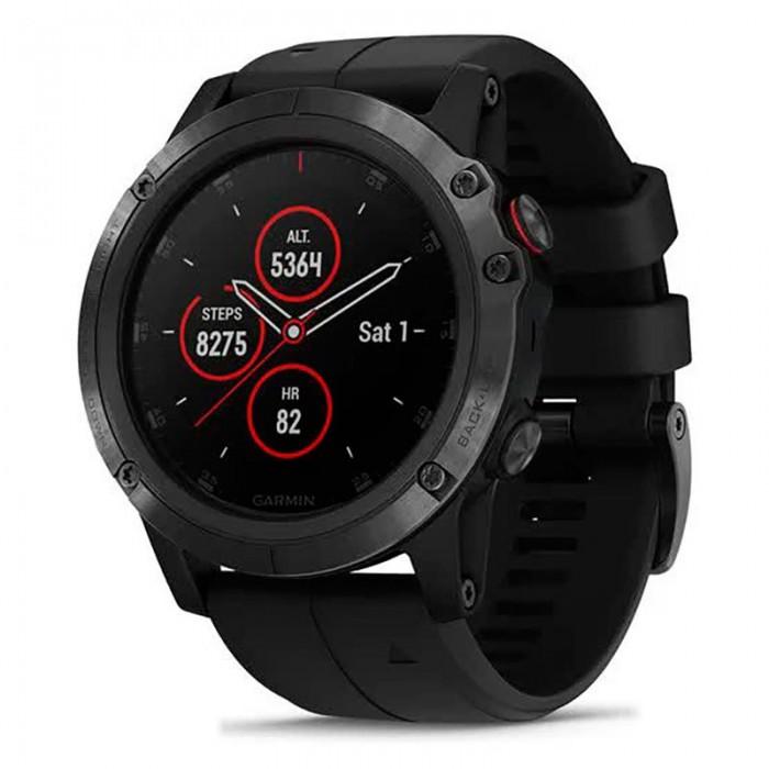 [해외]가민 피닉스 5 Plus Sapphire Watch 14137779321 Sapphire / Black