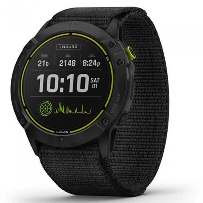 [해외]가민 Enduro Watch 14138006923 Black / Nylon