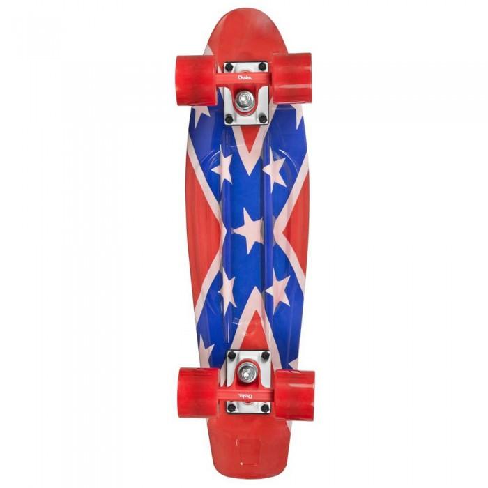 [해외]CHOKE Juicy Susi Elite Skateboard 14137870530 Red / Blue / White