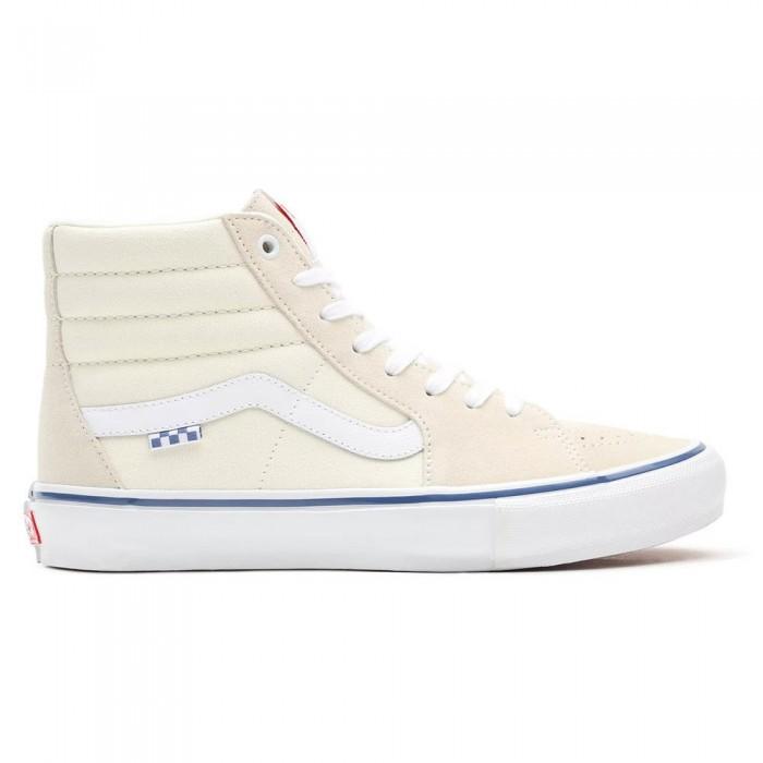 [해외]반스 Skate SK8-Hi 14137883110 Off White