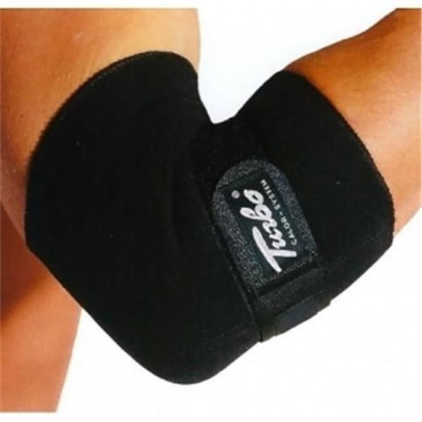 [해외]터보 Neoprene Elbow Pads 7138012624 Black