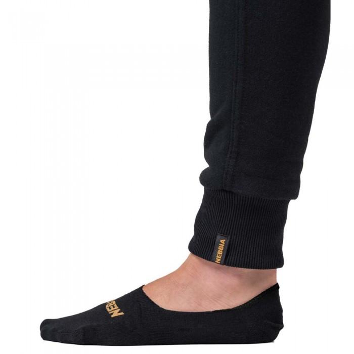 [해외]NEBBIA Intense Socks 7138014511 Black