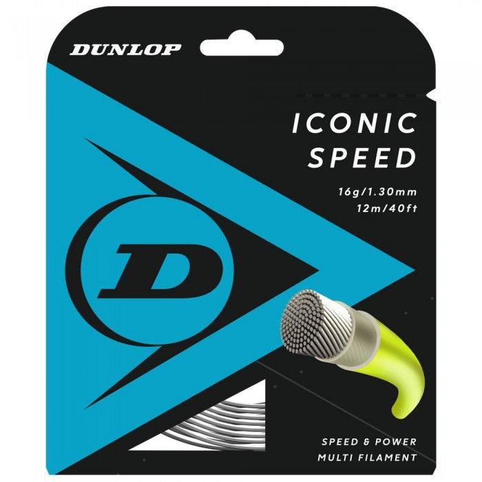 [해외]던롭 Iconic Speed 12 m 12137959903 Natural