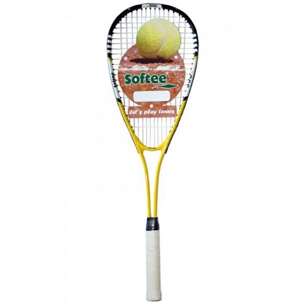 [해외]SOFTEE S500 Squash Racket 12138012527 Red