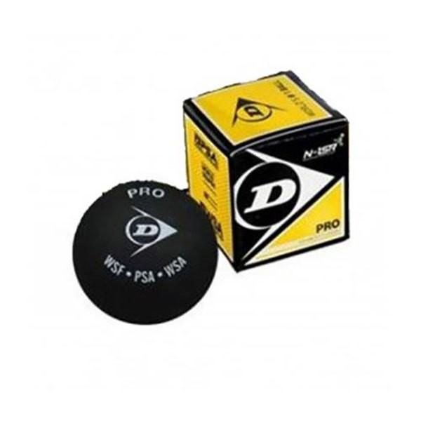 [해외]던롭 Revelation Pro Squash Ball 12138012209 Black