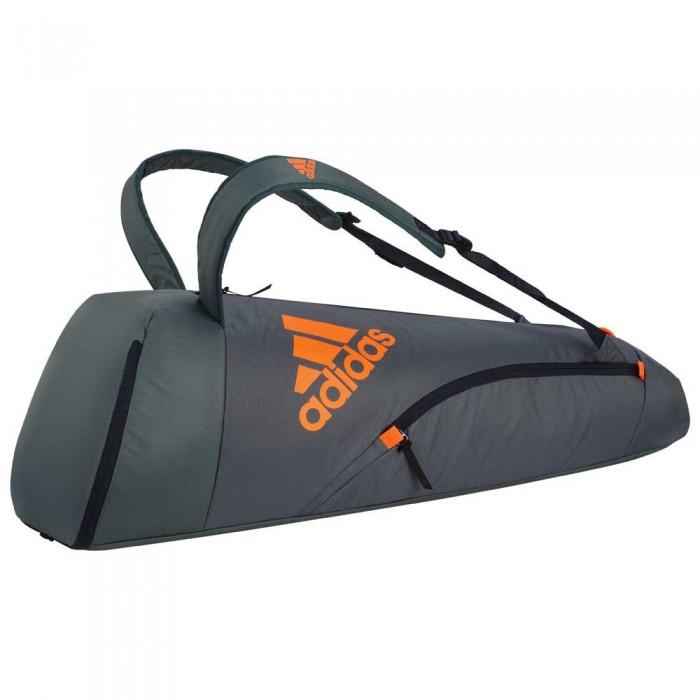 [해외]아디다스 BADMINTON VS3 12137712124 Dark Blue / Orange