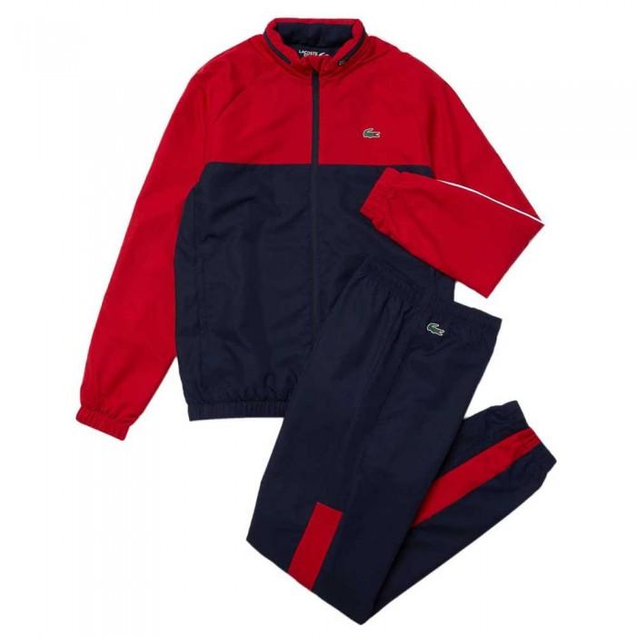 [해외]라코스테 Sport Bi Colour 12137944777 Marine / Rubis-Blanc