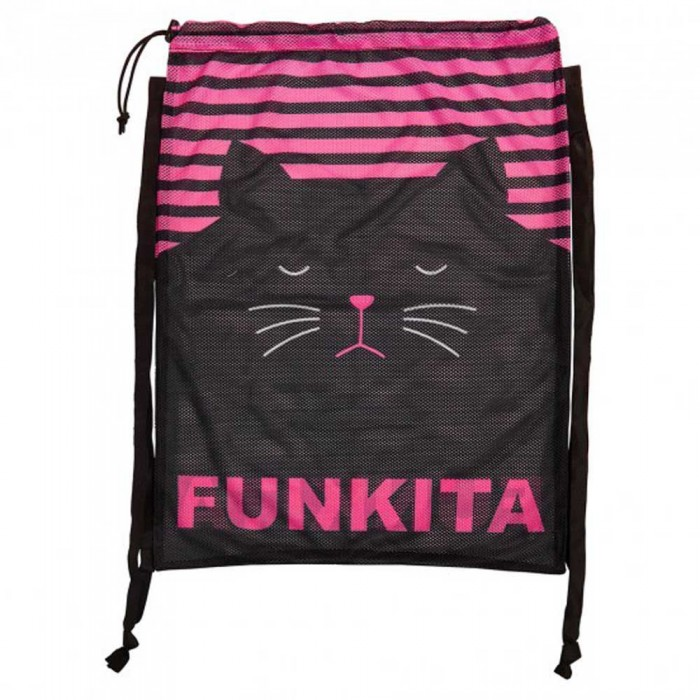 [해외]펑키타 Cat 6137975670 Black / Pink