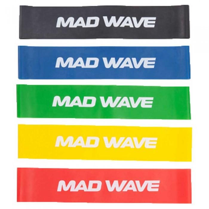 [해외]매드웨이브 Short Resistance Bands 5 Units 6138016146 Multicolour