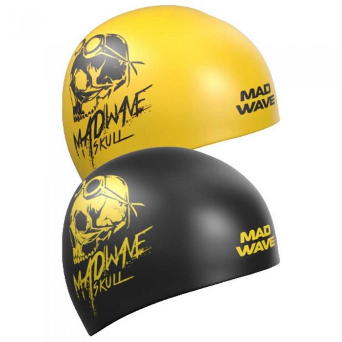 [해외]매드웨이브 Swim Scull Reversible 6138016142 Black / Yellow