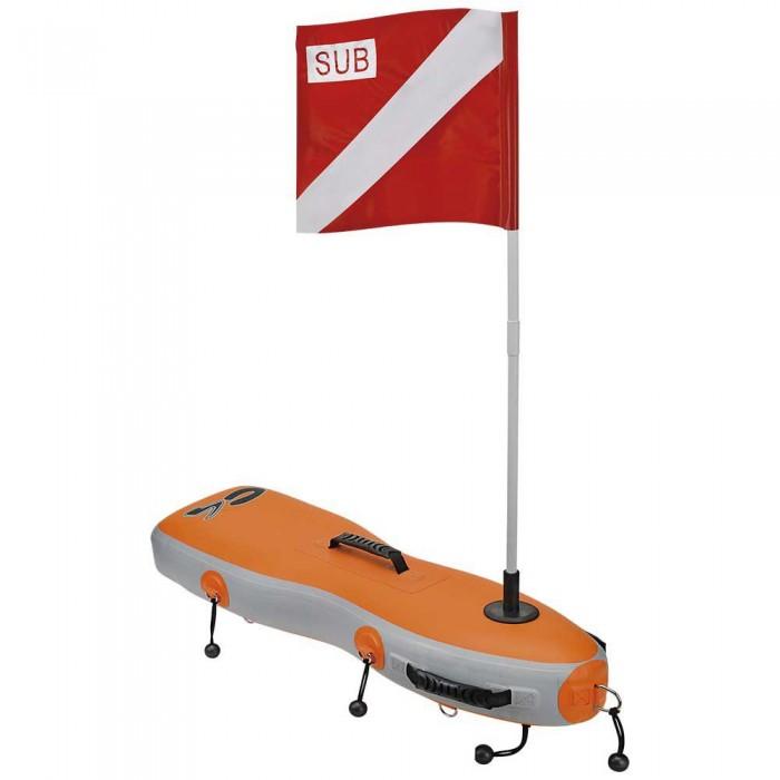 [해외]C4 Open Sea 29 10137896110 Orange / Grey