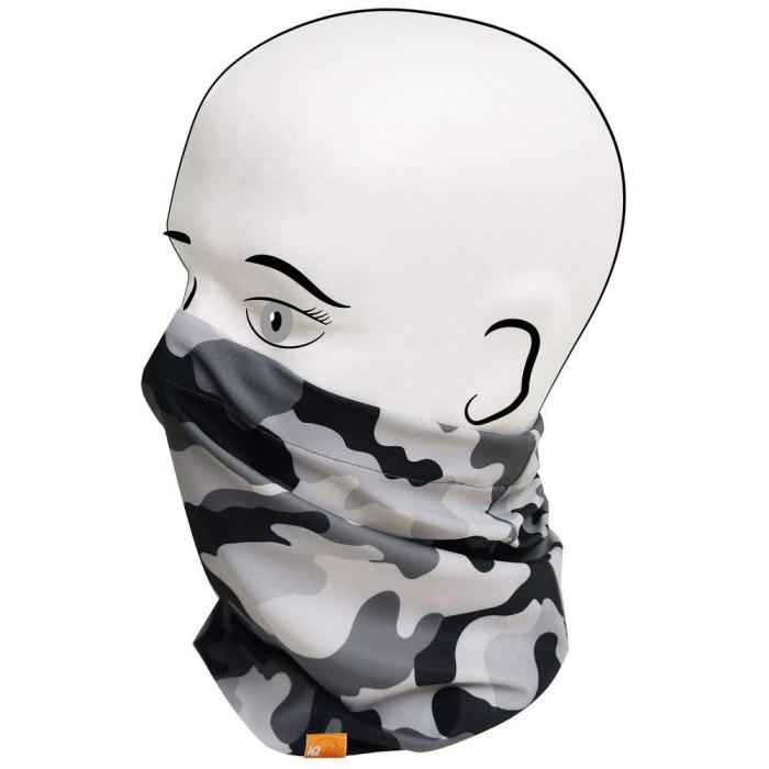 [해외]IQ-UV Tube Mask 10137968813 Camouflage Grey