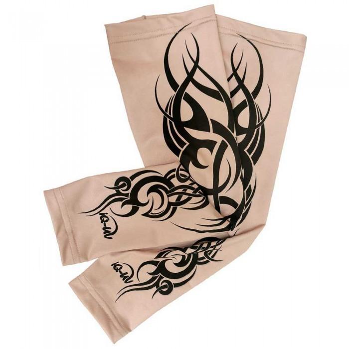 [해외]iQ-Company UV Arm Sleeve Tattoo 10137968823 Beige