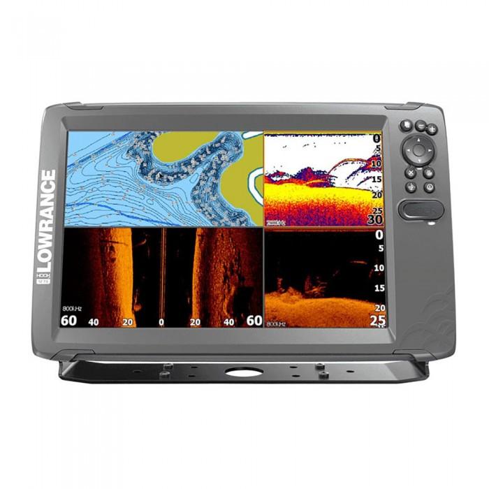 [해외]LOWRANCE Hook2-12 GPS Mapping TripleShot US Coastal WM/ROW 8136842609