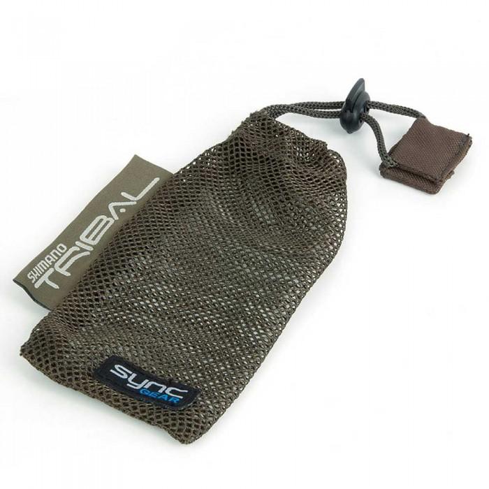 [해외]시마노 FISHING Sync Small Magnetic Pouch 8137758436 Brown