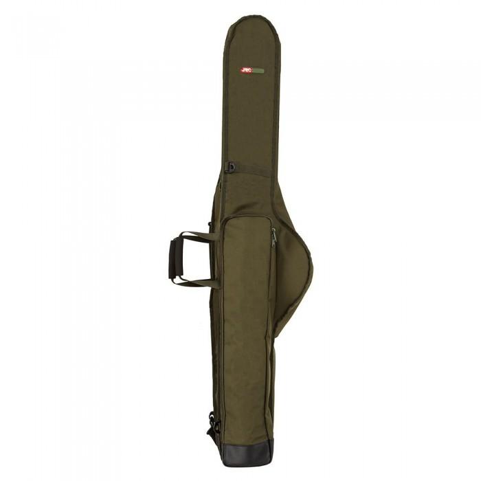 [해외]JRC Defender 3 Rod Sleeve 3 Piece Rods 8137864449 Green