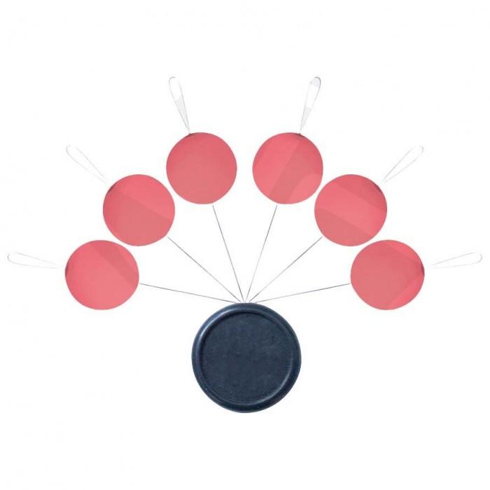 [해외]SUNSET Blister Float Round 8136269609 Phospho Pink
