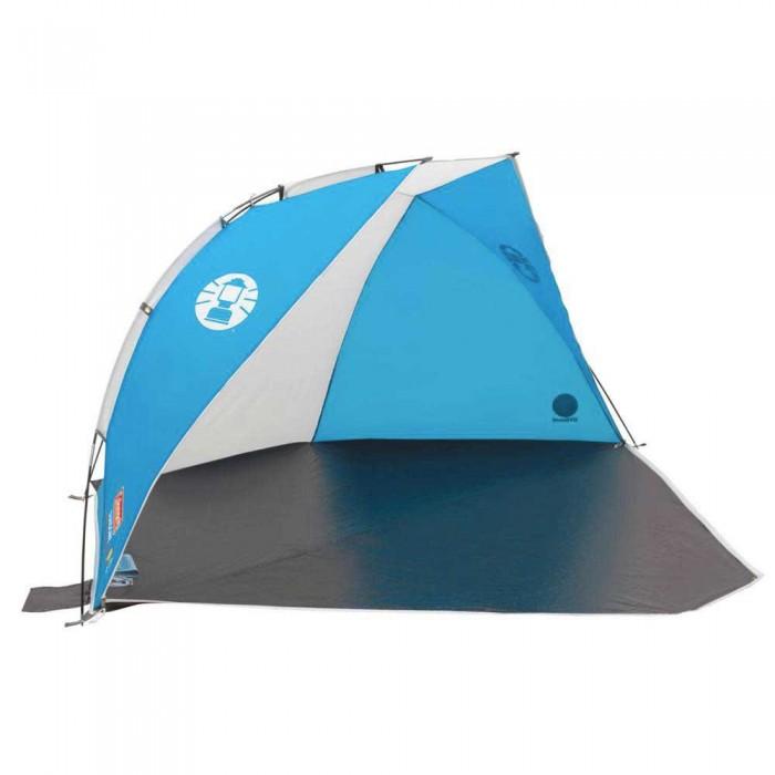 [해외]콜맨 Beach Shade Sundome 8136072803 Blue / White