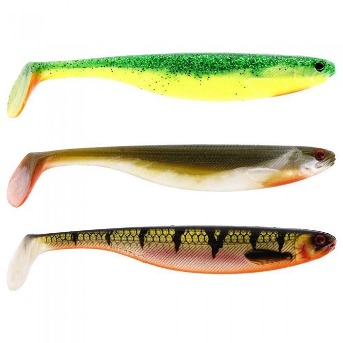 [해외]WESTIN Shad Teez Slim 120 mm 10 gr 25 Units 8138023019 Baitfish