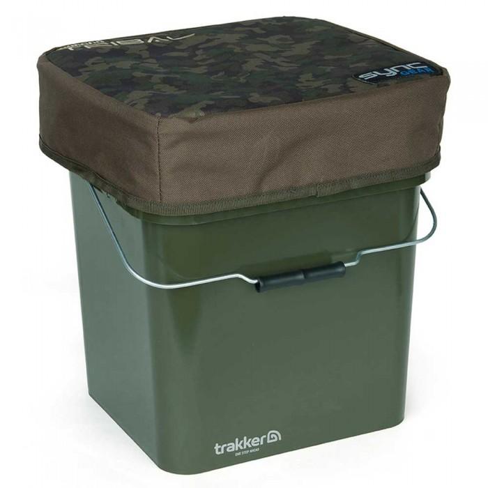 [해외]시마노 FISHING Sync Square Bucket Cushion 8137758433 Brown