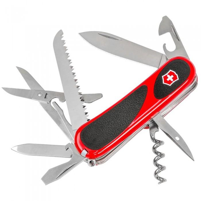 [해외]빅토리녹스 Evogrip S17 8137805520 Red / Black
