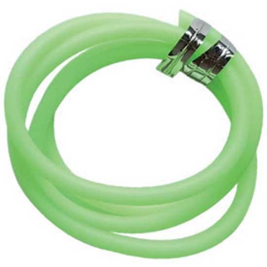 [해외]VERCELLI Silicone Tube 1 m 8137900906 Green