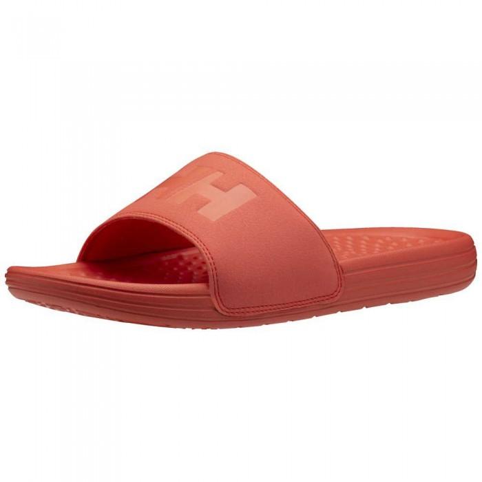[해외]헬리한센 Slide 8137943025 Hot Coral / Peach Echo