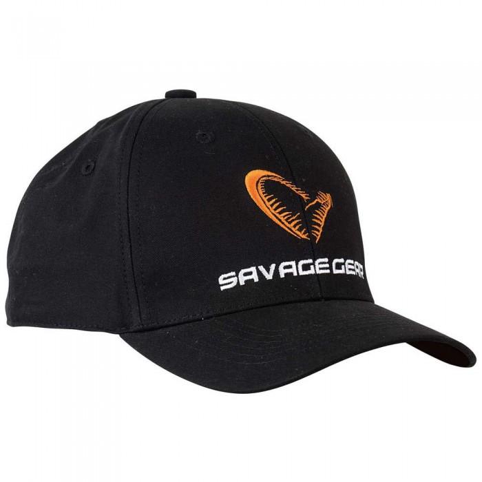 [해외]SAVAGE GEAR Flexfit 8136332354 Black