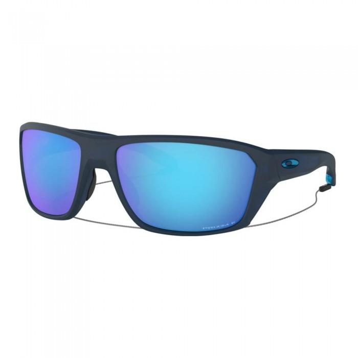 [해외]오클리 Split Shot Polarized Prizm 8136875862 Matte Translucent Blue