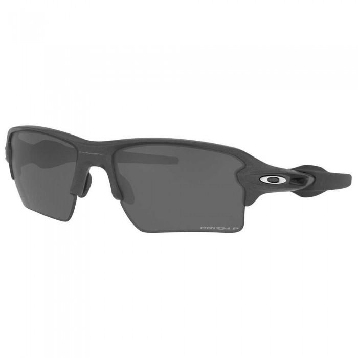[해외]오클리 Flak 2.0 XL Polarized Prizm 8137987898 Dark Steel