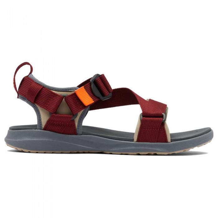 [해외]컬럼비아 Sandal 8137901241 Oxford Tan / Red Jasper
