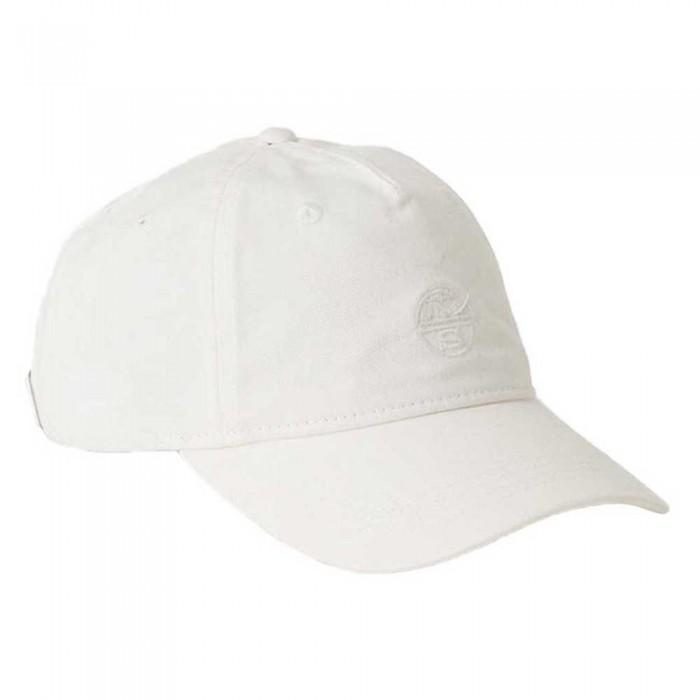[해외]NORTH SAILS Baseball Logo Embroidery 8137941140 White