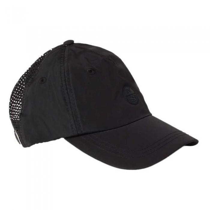 [해외]NORTH SAILS Baseball Logo 8137941145 Black