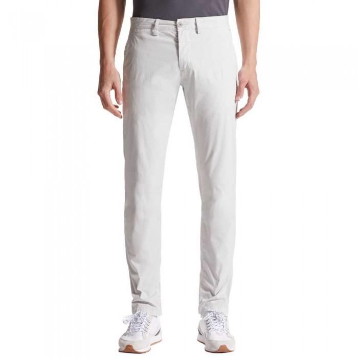 [해외]NORTH SAILS Chino Pants Slim 8137941170 Grey Violet