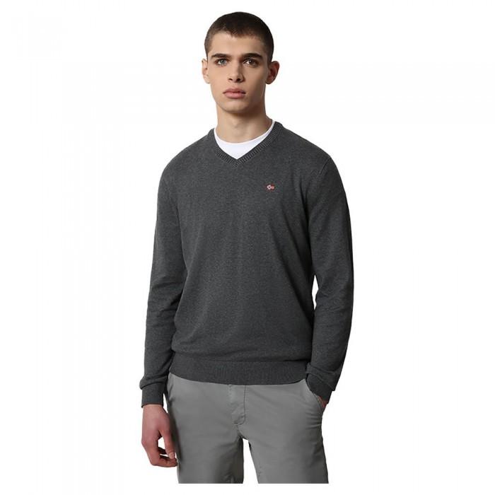 [해외]나파피리 Decatur V 3 8137948729 Dark Grey Melange