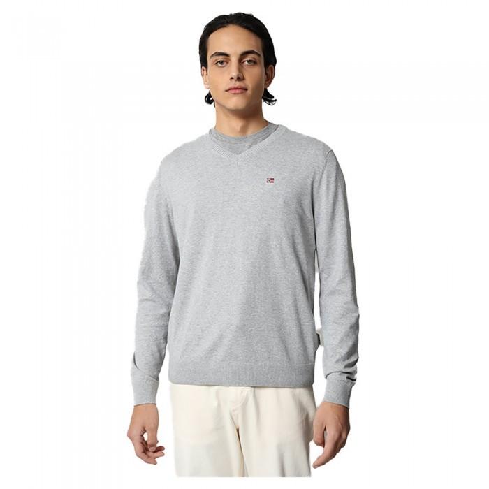 [해외]나파피리 Decatur V 3 8137948732 Medium Grey Melange