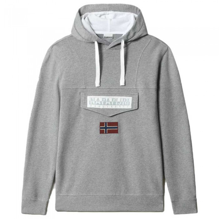 [해외]나파피리 Burgee Sum 3 8137948323 Medium Grey Melange