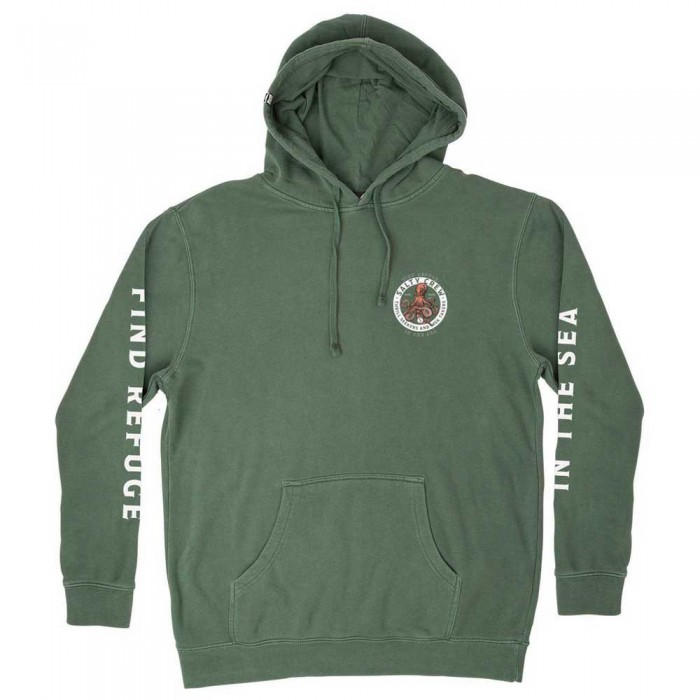 [해외]SALTY CREW Deep Reach Overdyed 8137984400 Alpine Green