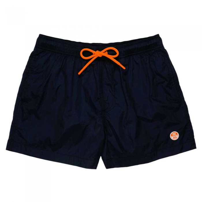 [해외]NORTH SAILS Volley Logo 8137941179 Navy Blue